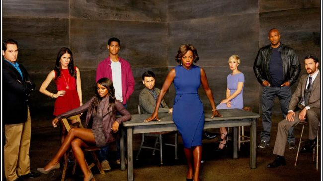 Cast of How to Get Away with Murder