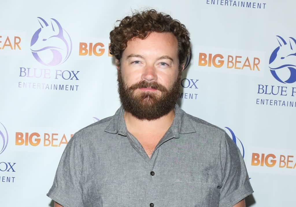 Actor Danny Masterson Charged With Raping Three Women