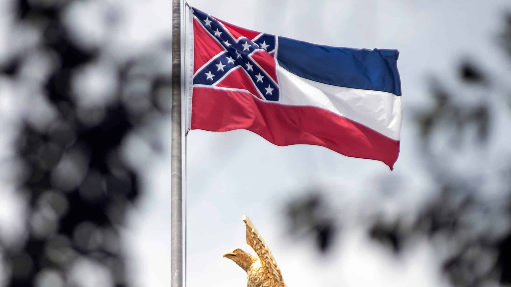 Mississippi Lawmakers Pass Bill To Create New State Flag!
