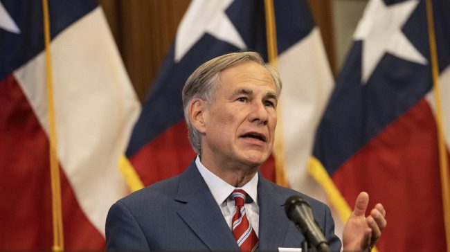 Texas Governor Urges Residents To Stay Home- Texas Hits All-time High For COVID-19 Cases!