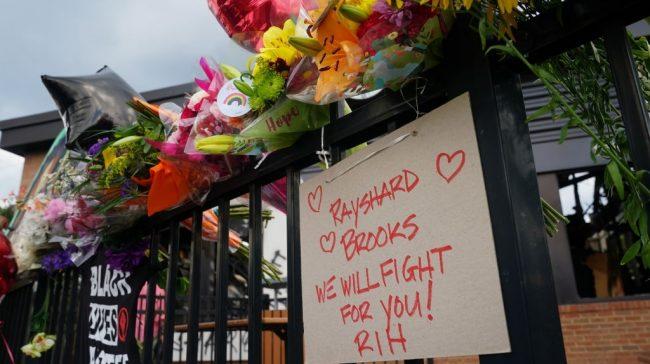 The killing Of Black Men In Atlanta Sparks Fresh Outrage In The U.S.