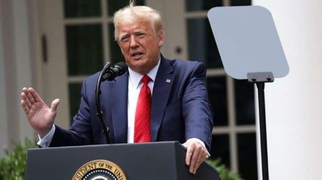 Trump Suspends Visas