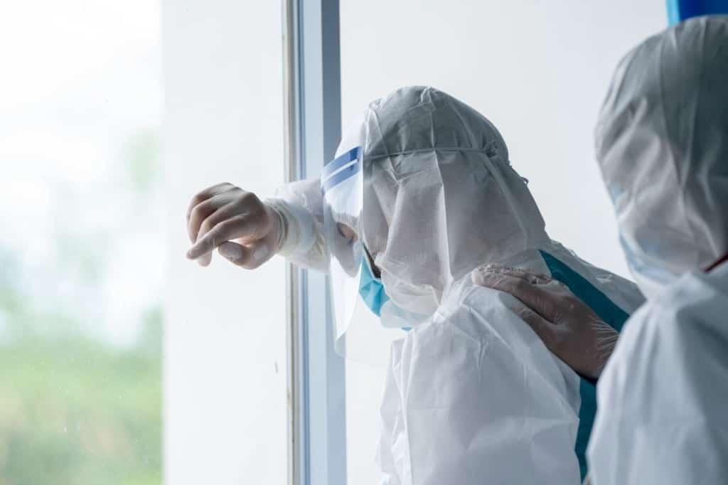 Coronavirus Cases Affect Frontline Workers In Arizona