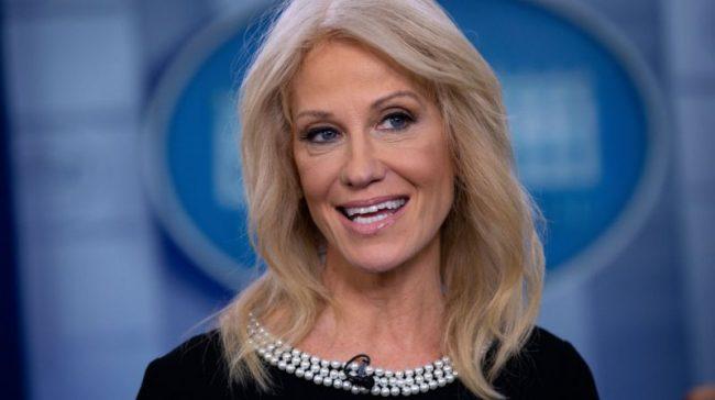 Kellyanne Conway's daughter opposed Trump with TikTok's