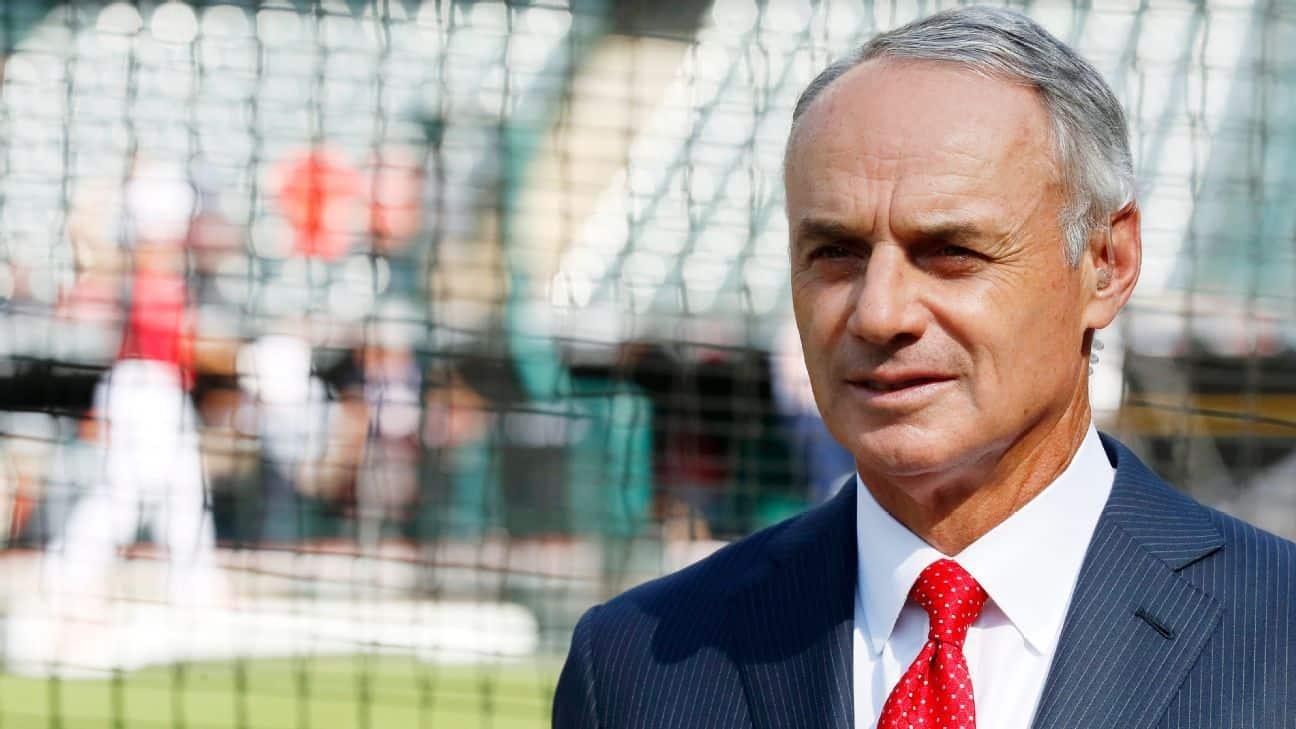 MLB Commissioner Rob Manfred Says Miami Marlins Coronavirus Situation No 'nightmare'.