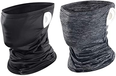 Are Gaiters As Effective As Face Masks?