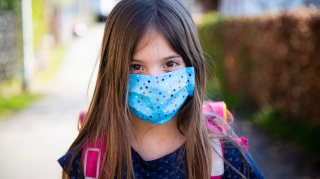 Children Aged 12 And Over Should Wear Masks Said Who