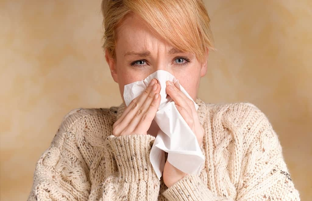 Coronavirus Smell Loss 'Different From Cold And Flu'