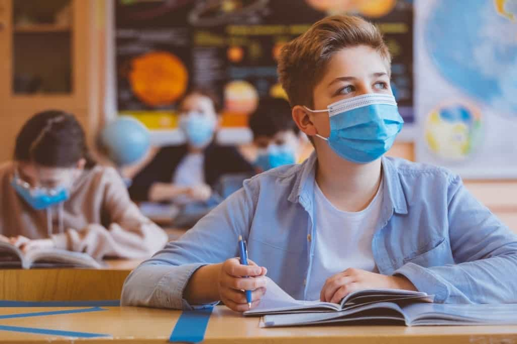 Does Reopening Schools Set US Up For Measles Or Flu Outbreaks?