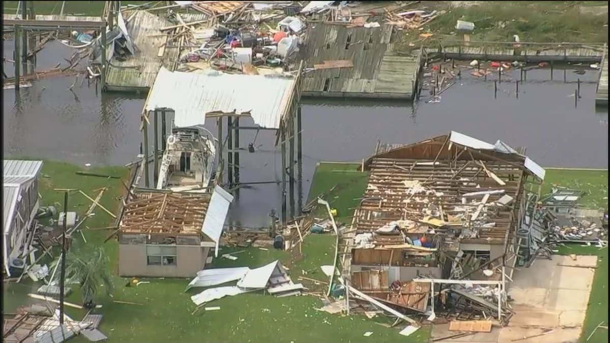 Hurricane Laura Devastation: Six Killed In Louisiana