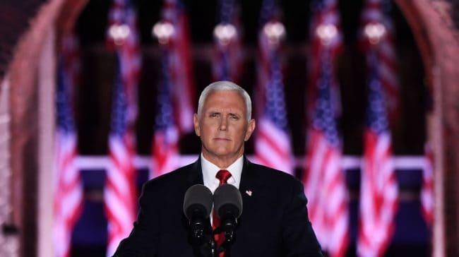 RNC 2020: Americans not safe if Biden wins, Pence