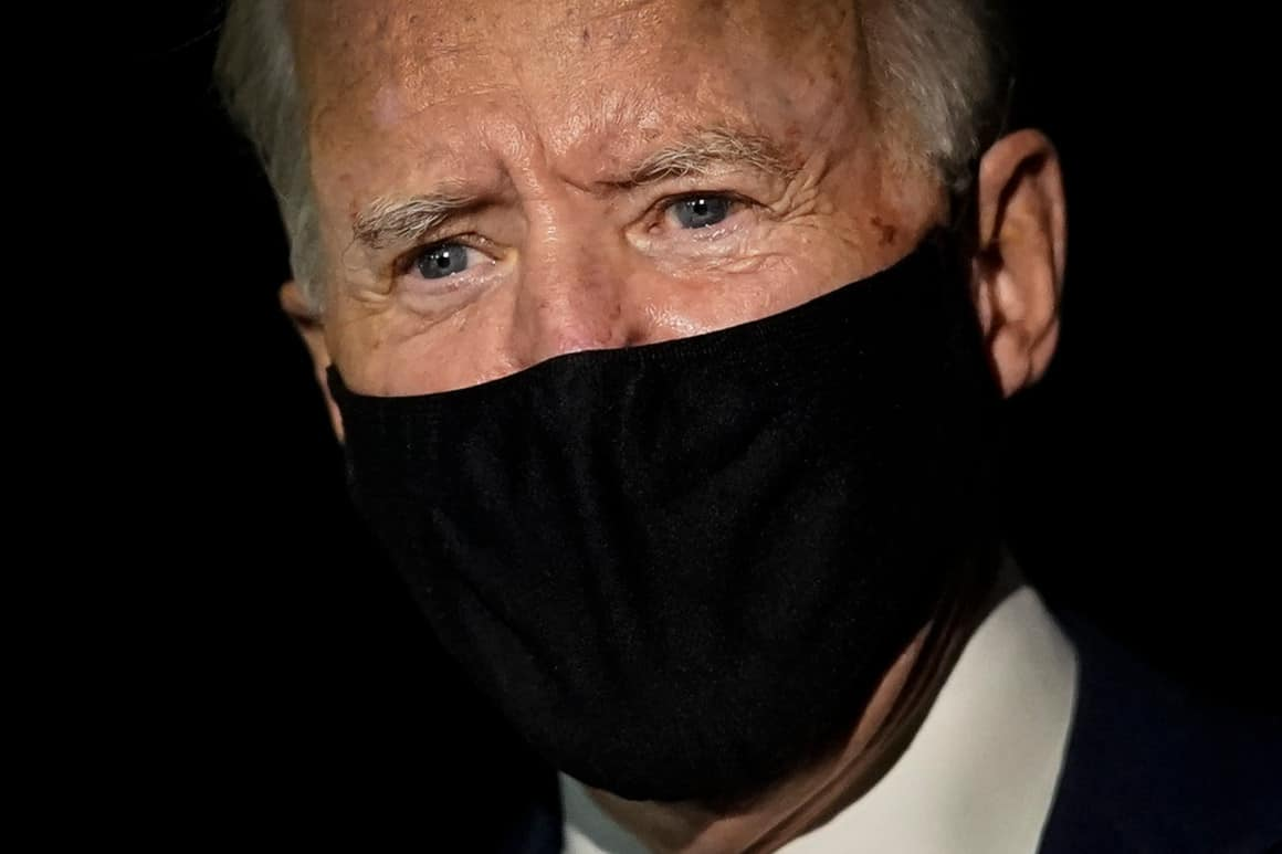 According to Joe Biden, the vaccine must be distributed for free
