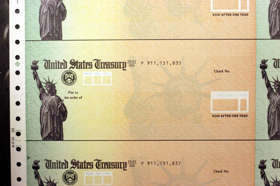 All set to send a second stimulus check to the U.S. followed by a third one