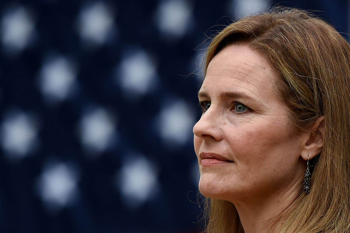 Amy Coney Barret will be a tough one for the democrats