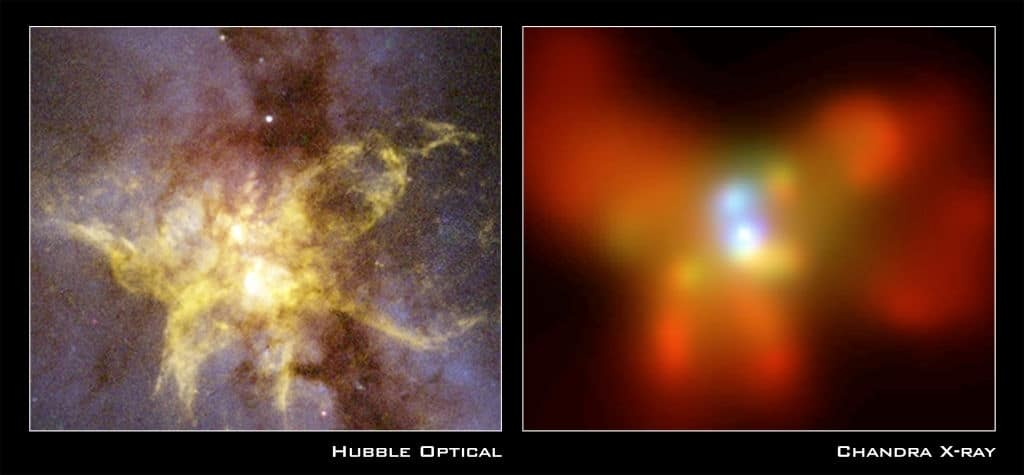 Astronomers detect merging of two black holes