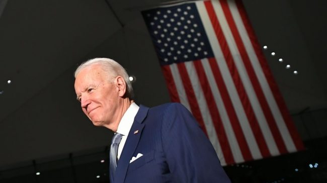 Biden campaign an upward reach to women with voters' engagement