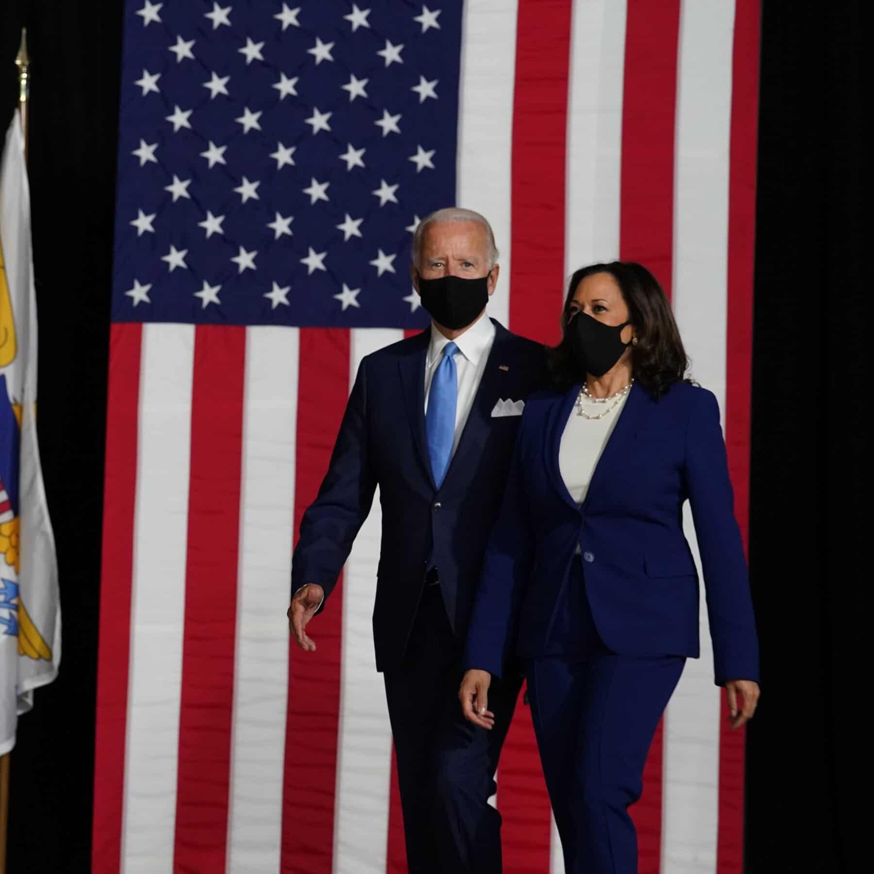 Biden Harris and the progressive criminal justice