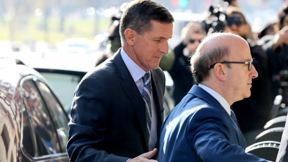 Flynn and DOJ want their case to be dismissed