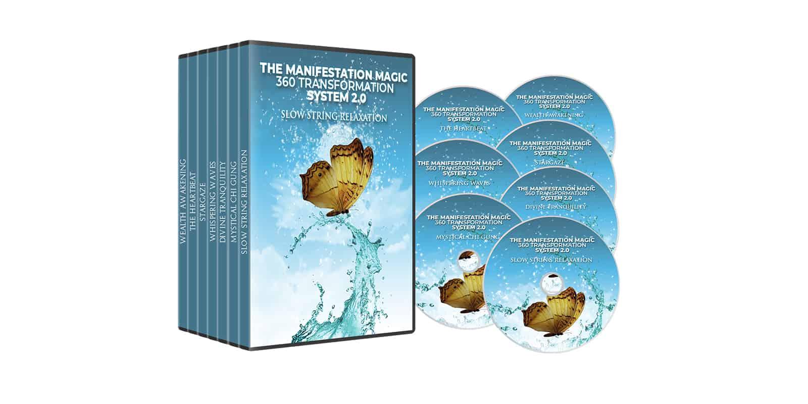 Manifestation Magic Bonus 360 Transformation System