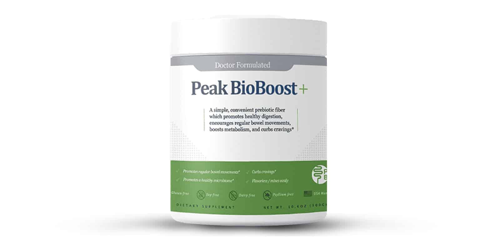 Peak Bio Boost review