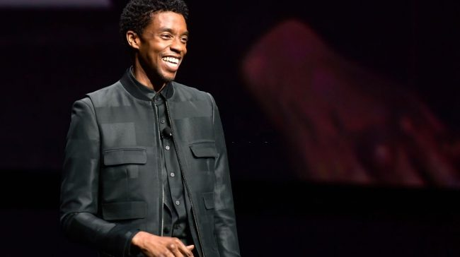 Pouring Tributes To The Legend Chadwick Boseman