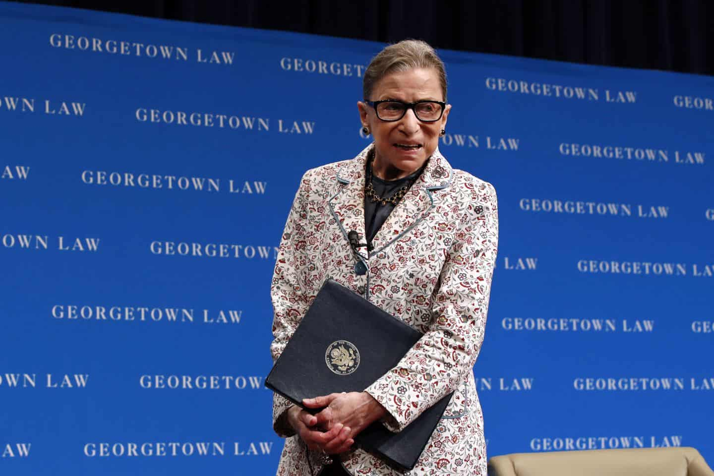 Ruth Bader Ginsburg's death: Record-breaking donations