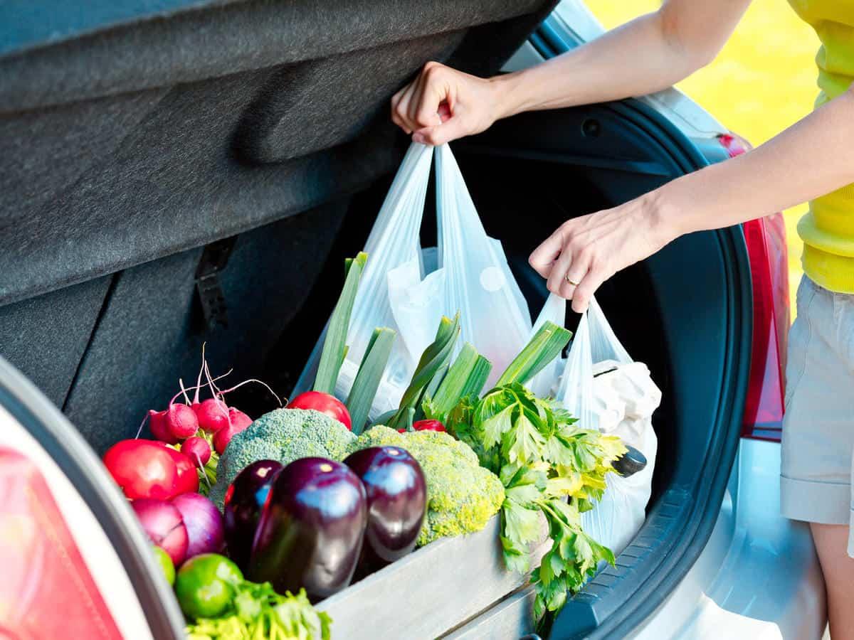 Should we wipe groceries
