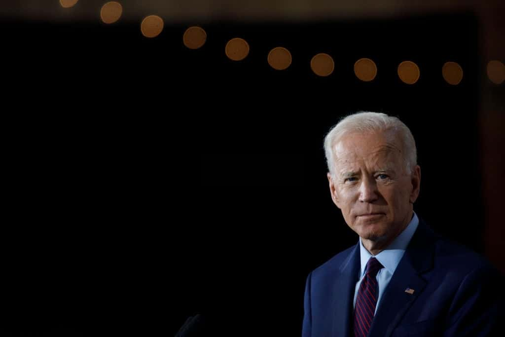 Trump and Biden visit 9/11 memorial to pay respects
