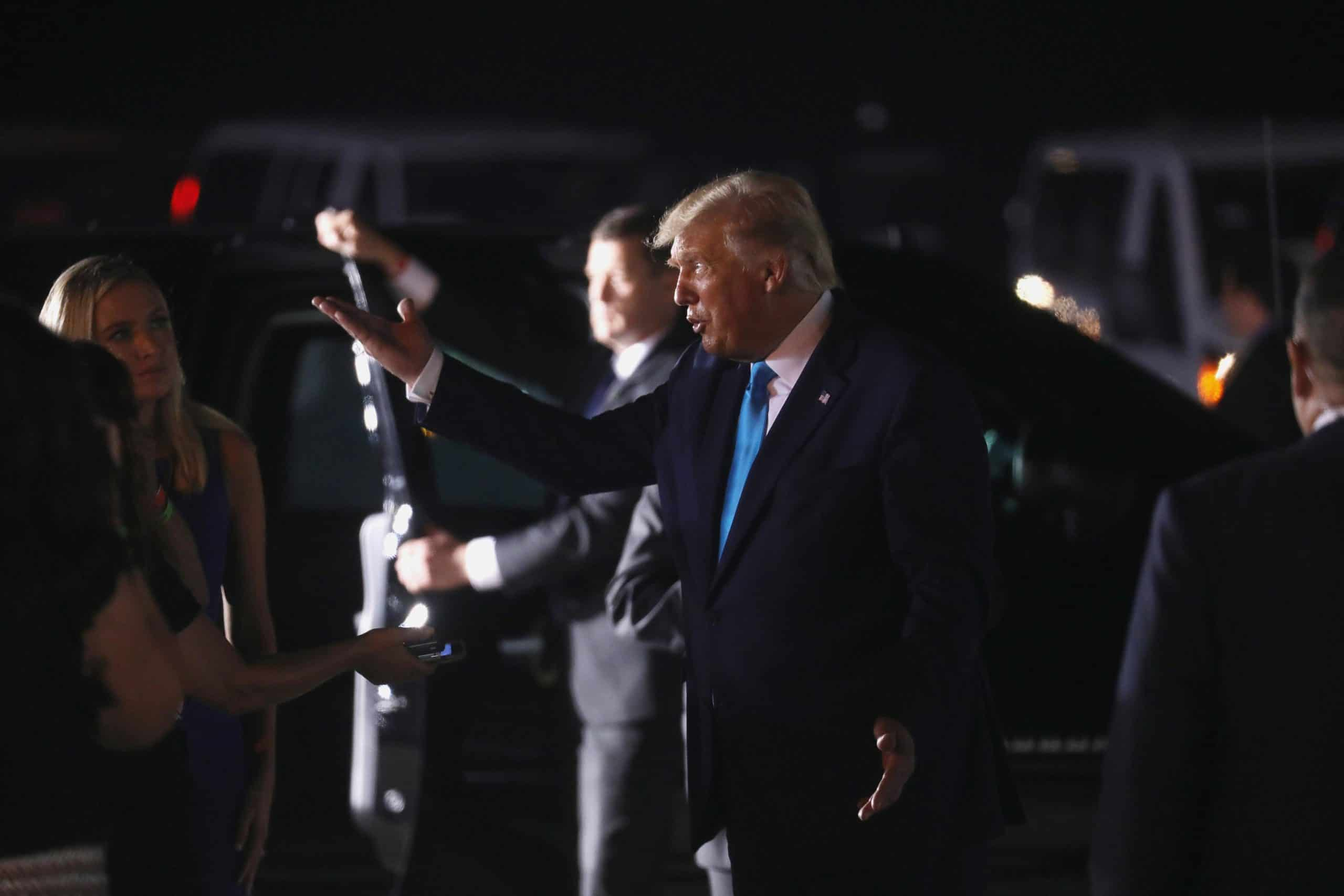 Trump made disparaging remarks about US war dead