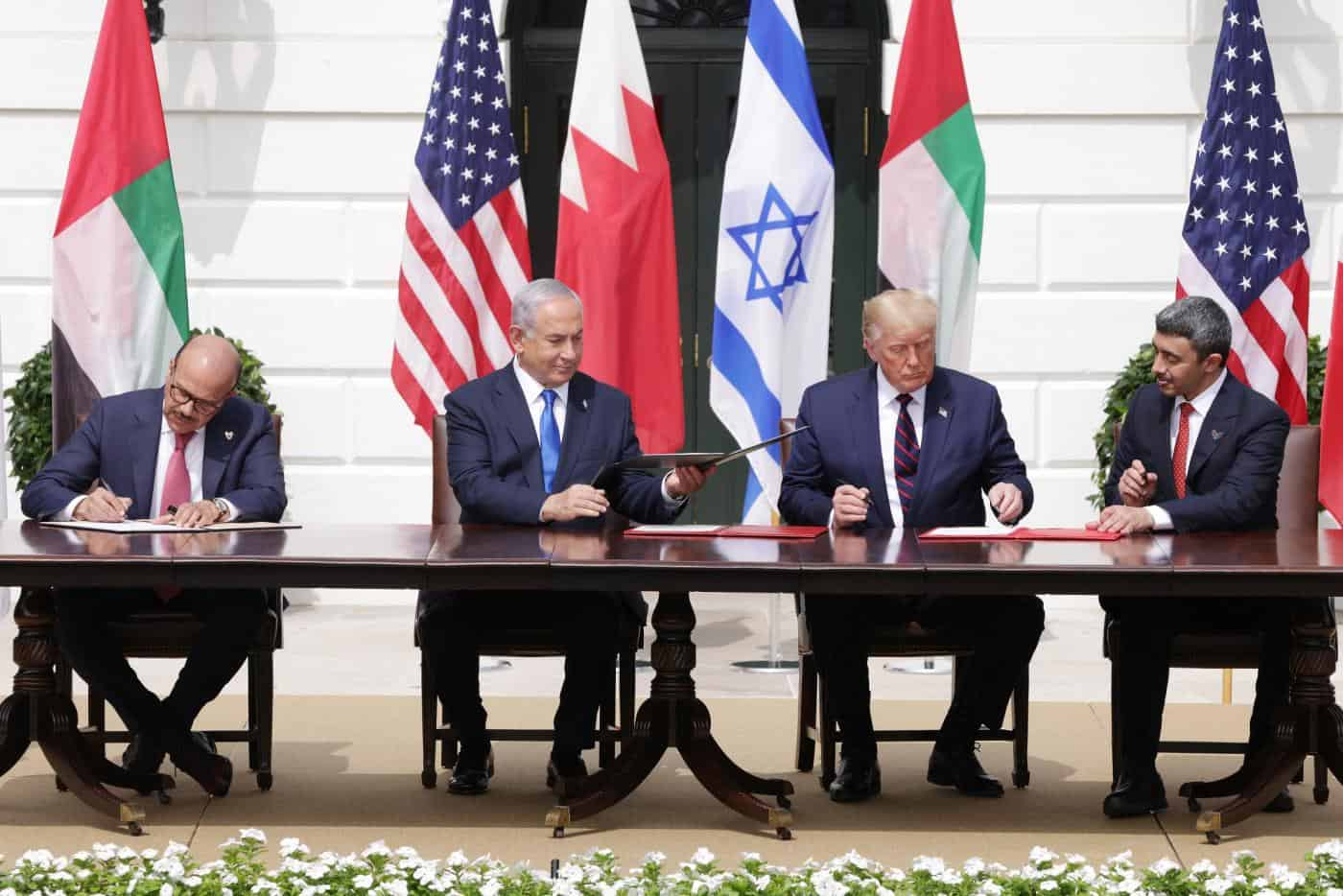UAE And Bahrain Israel Deal: Trump Is Set For The Dawn Of A New Middle East