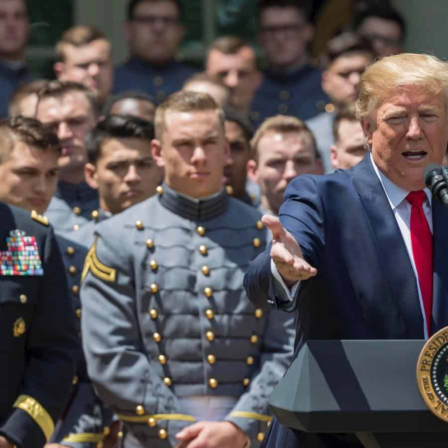 Veterans feel insulted with Trump's comments on troops