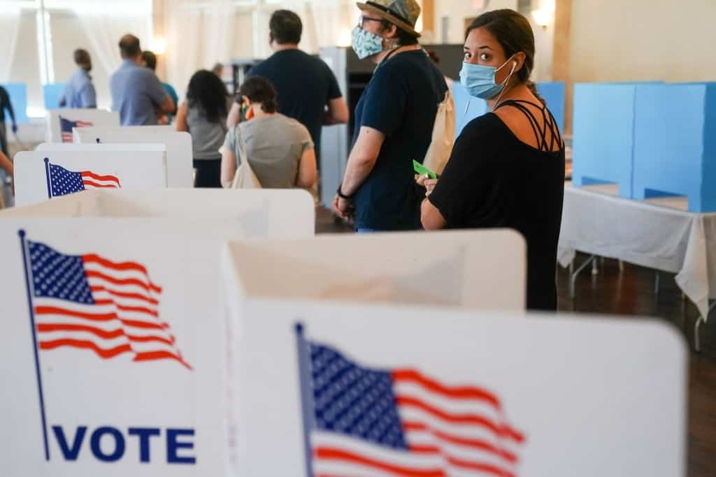 Voters are angry, fearful, and anxious: 50 days remaining