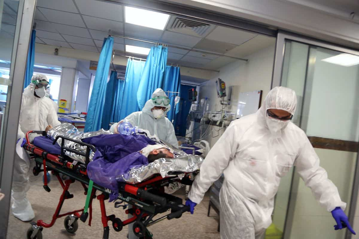 With the constant increase in the death rate, the U.S. leads them with huge numbers