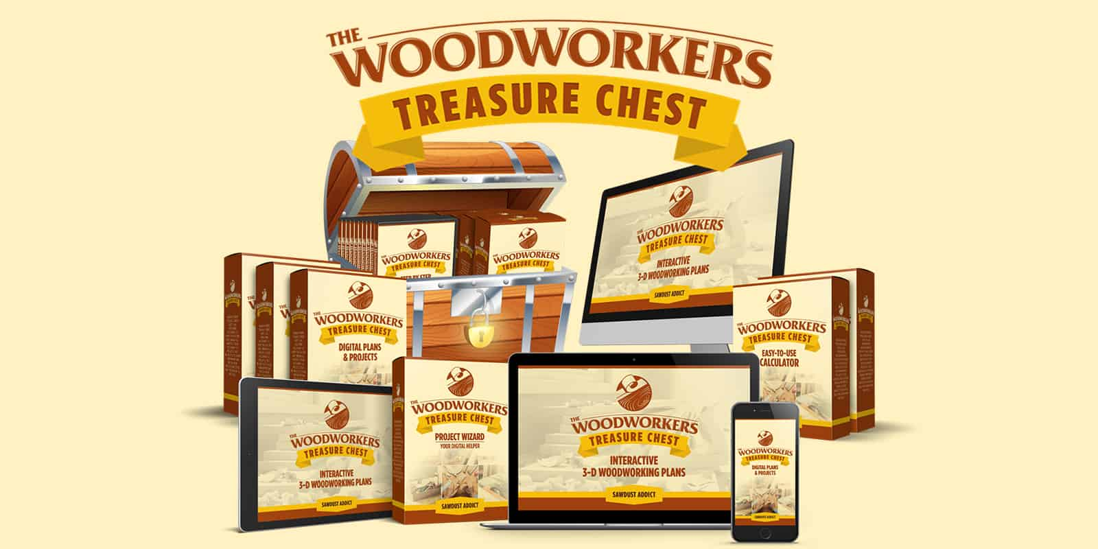 The Woodworkers Treasure Chest Review