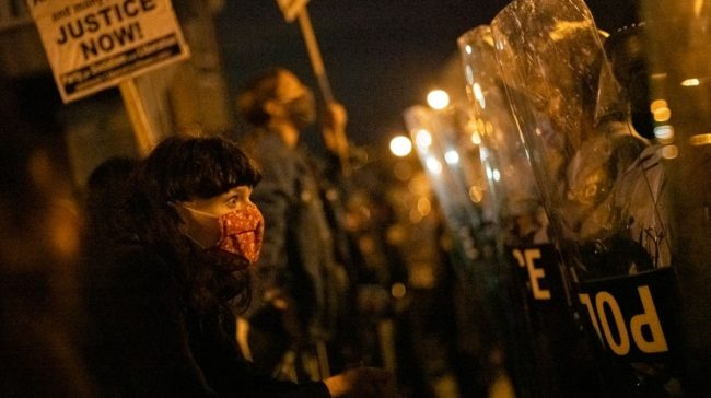30-Philadelphia-Police-Officers-Injured-In-Protests
