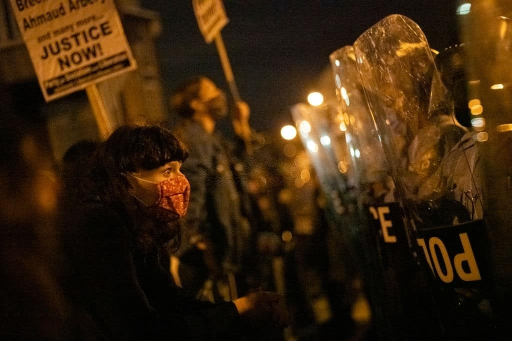 30 Philadelphia Police Officers Injured In Protests