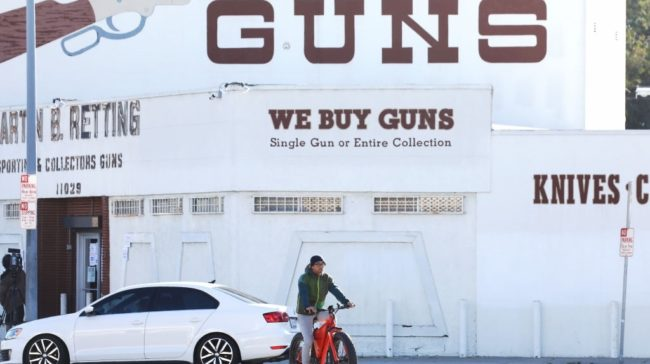 Americans-Buying-Guns-And-Toilet-Paper