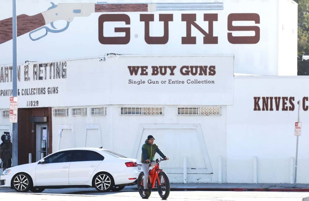 Americans Buying Guns And Toilet Paper