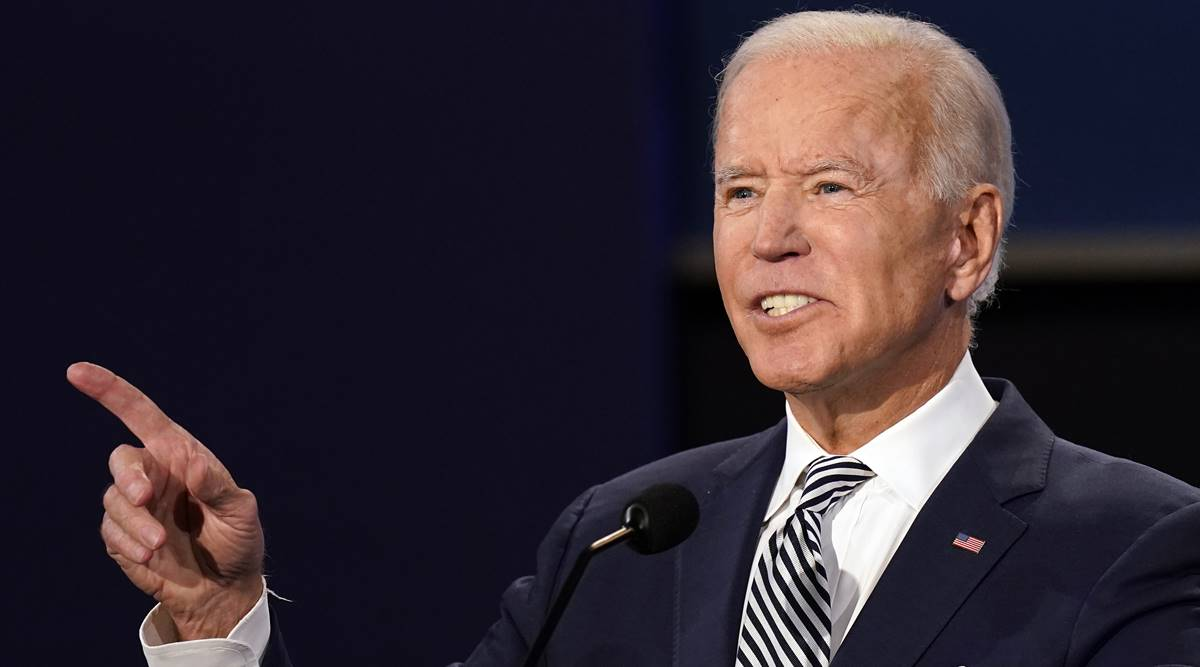 Biden will be using some highly unacceptable sentences in his campaign