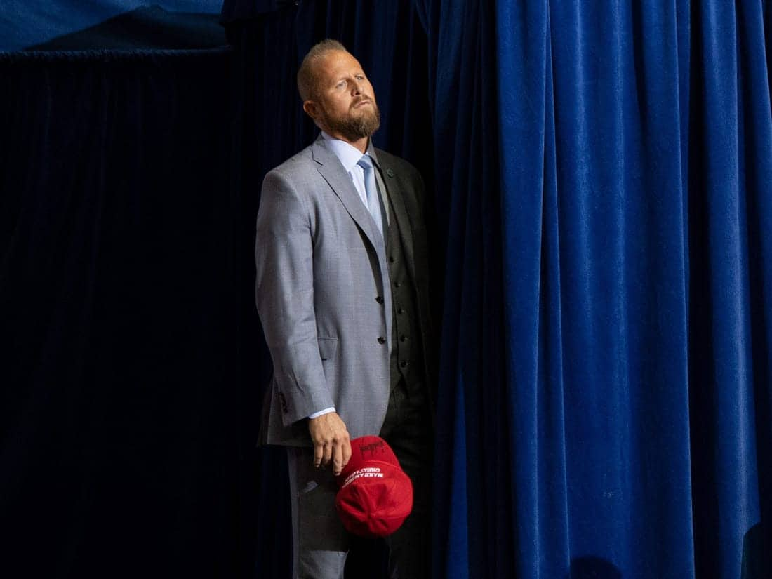Brad Parscale steps down from the post of the senior advisor