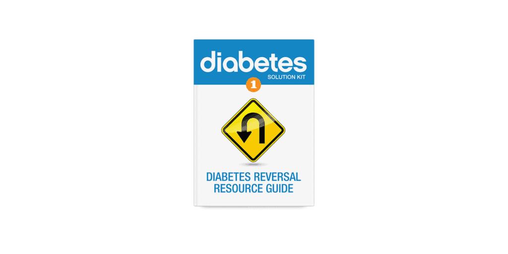Diabetes Reversal Resource Guide