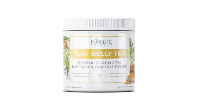 Flat Belly Tea review