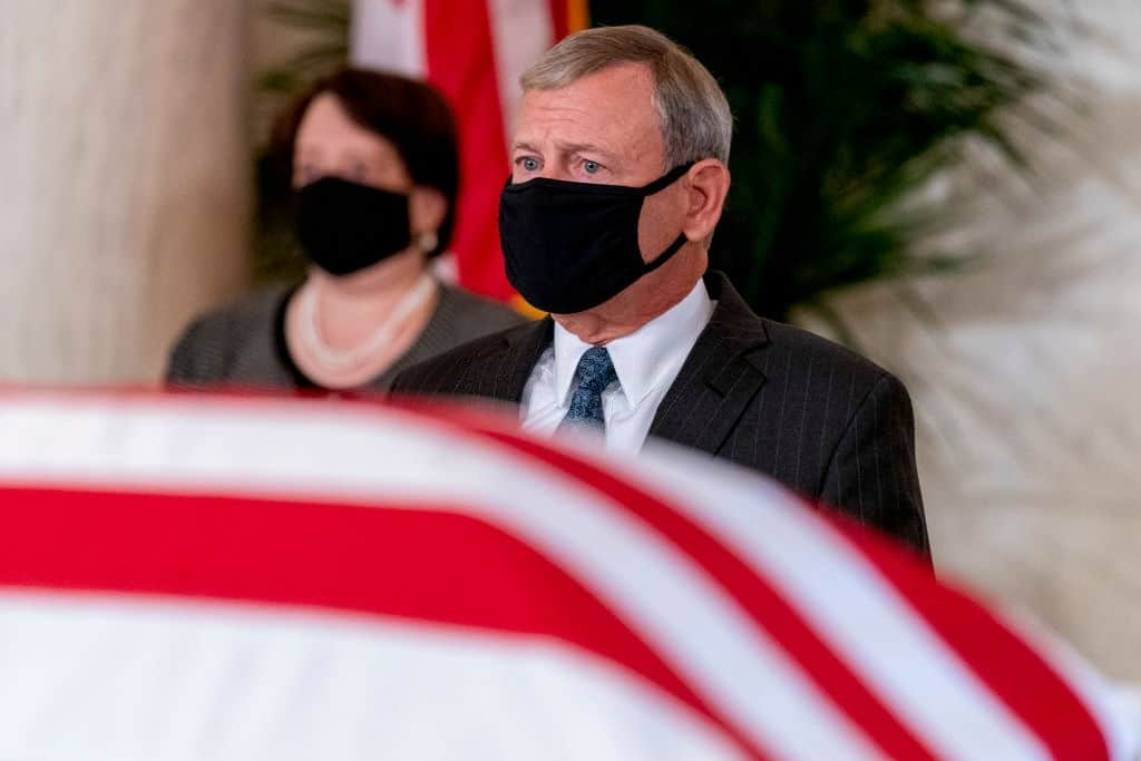 John Roberts Faces New Challenges In His Legacy