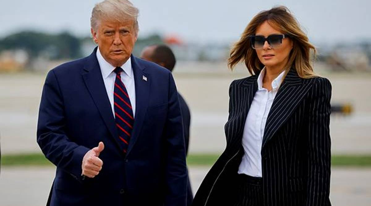 Melania Trump is all frustrated over Christmas decorations and the family separation policy.