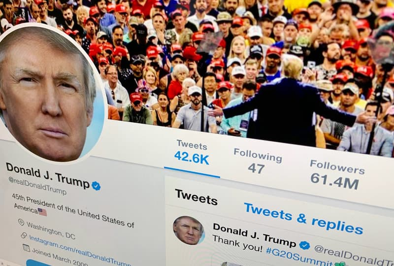 People pray for Trump's death on Twitter, might have to face the authorities