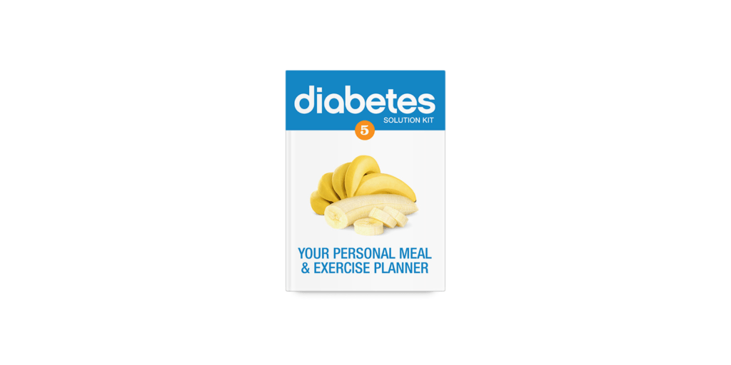 Personal meal and exercise planner