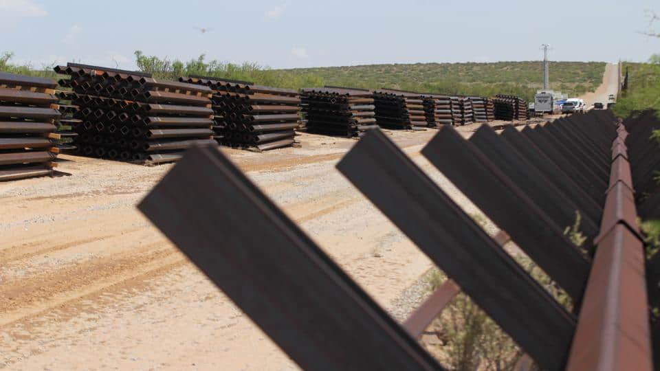 Supreme Court to decide the future of Mexico wall border