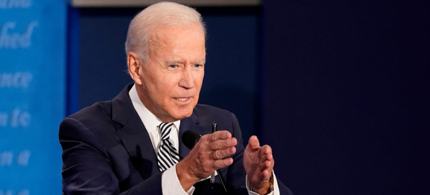 The 'Inshallah' of Biden took over Trump in a blow