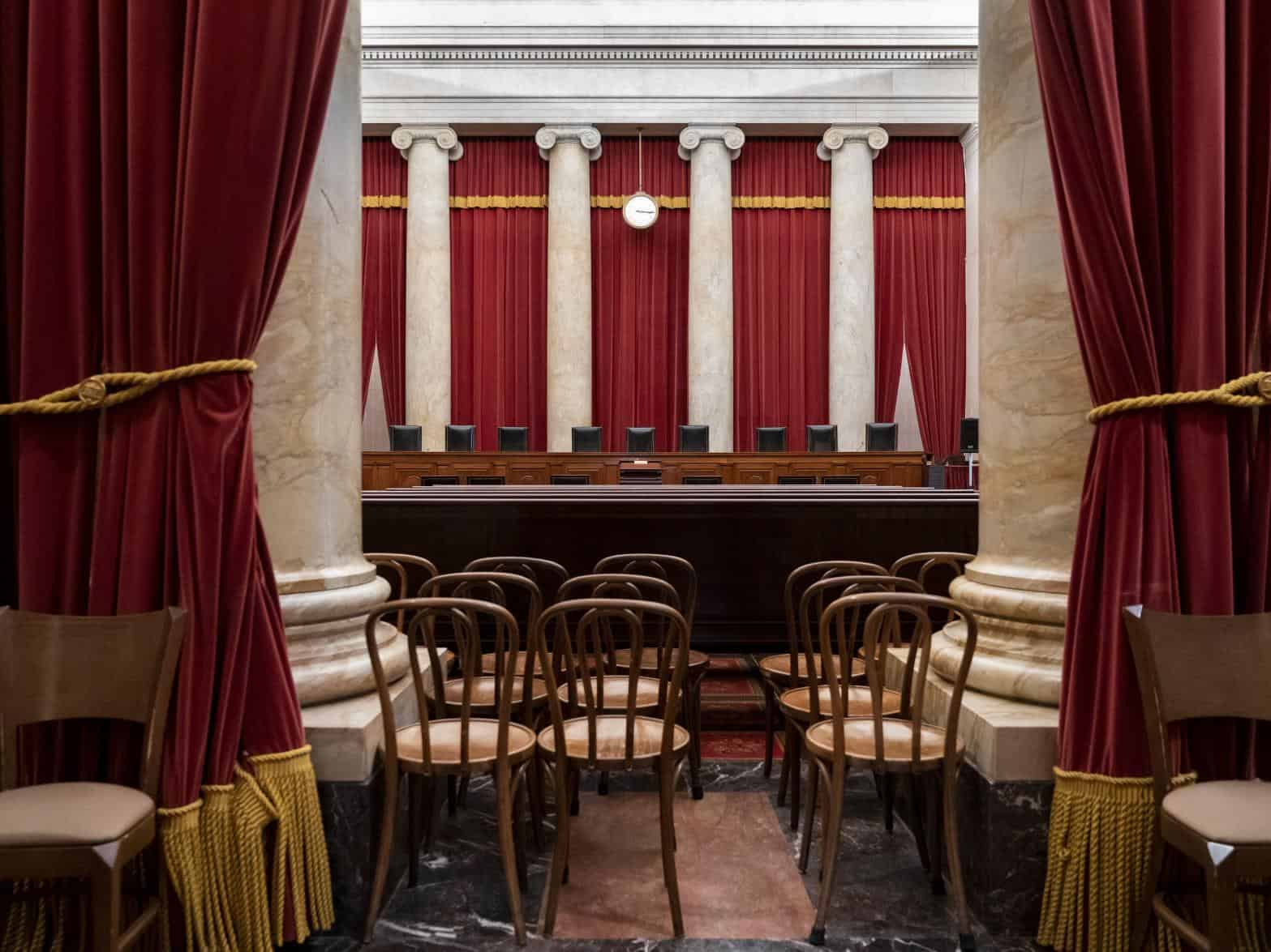 The Supreme Court Hearing To Be Unprecedented In The COVID Times