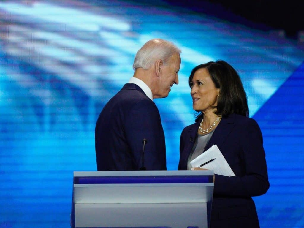 The campaign of Kamala Harris stopped because of COVID positive officials
